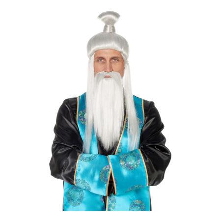 kinesisk kejserparyk 450x450 - Kinesisk kostume til voksne