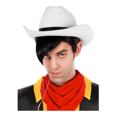 lucky luke cowboy hat 450x450 - Lucky Luke kostume til voksne