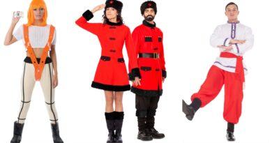 russisk kostume til voksne 390x205 - Russisk kostume til voksne