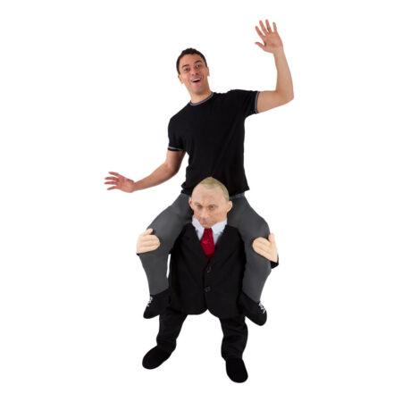 russisk præsident kostume 450x450 - Russisk kostume til voksne