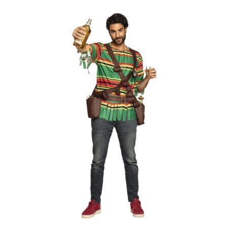 tequila shooter kostume 450x450 - Mexicaner kostume til voksne