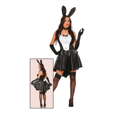 Bunny kostume budget 450x450 - Playboy kostume til voksne