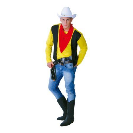 Lucky luke kostume 450x450 - Lucky Luke kostume til voksne