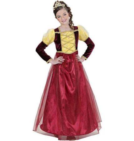 Middelalder prinsesse kostume 1 430x450 - Middelalder kostume til børn