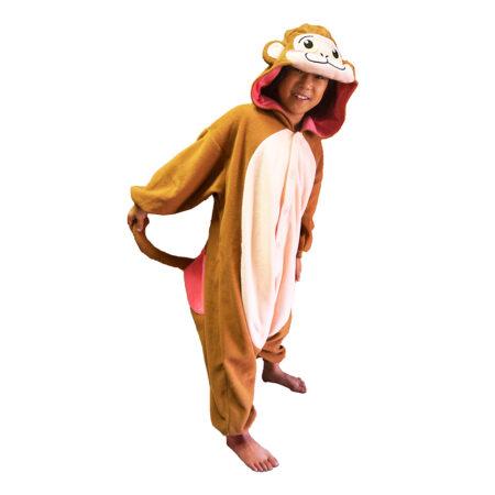 abe børnekigurumi 450x450 - Kigurumi til børn - sjov heldragt til børn