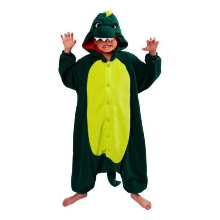 dinosaur børnekigurumi 450x450 - Kigurumi til børn - sjov heldragt til børn