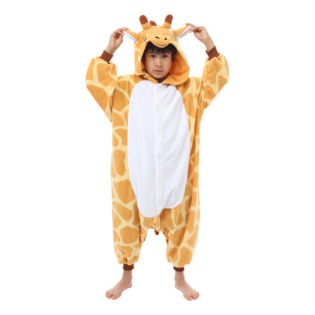 giraf kigurumi til børn 450x450 - Kigurumi til børn - sjov heldragt til børn