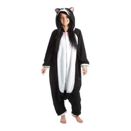 kat voksenkigurumi 450x450 - Katte kostume til voksne