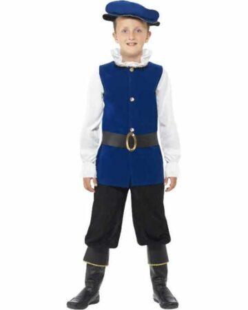 middelalder dreng kostume 360x450 - Middelalder kostume til børn