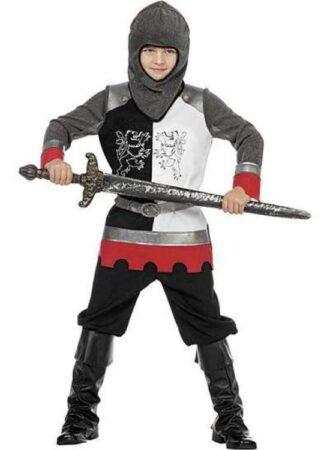 middelalder ridder børnekostume 330x450 - Middelalder kostume til børn