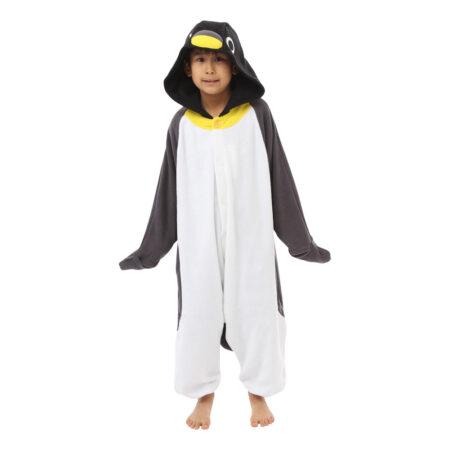 pingvin kigurumi til børn 450x450 - Kigurumi til børn - sjov heldragt til børn