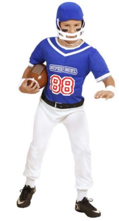 sportskostume til børn NFL kostume til børn