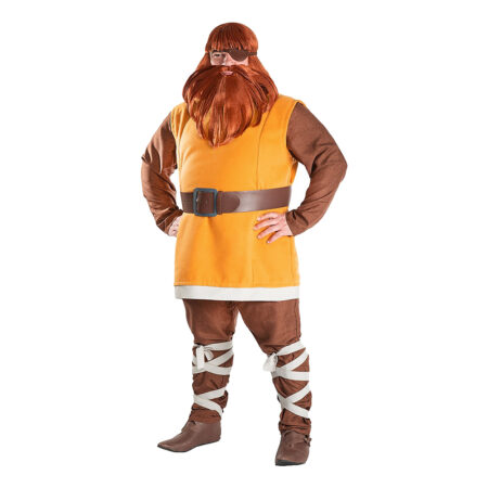 halvar kostume til voksne halvar viking kostume vicke far kostume