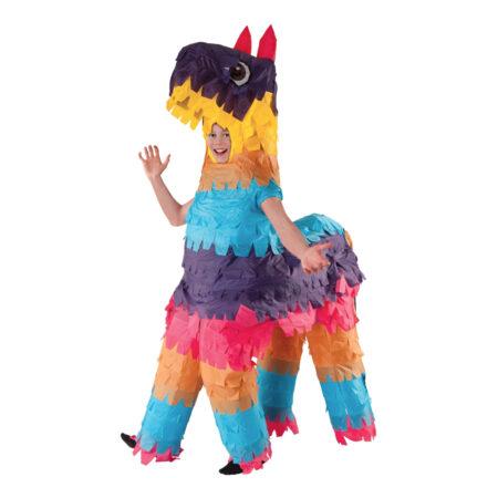 pinata børnekostume pinata kostume til børn pinata udklædning mexikansk kostume til børn