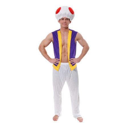 toad kostume til voksne super mario kostume til voksne mario svamp kostume sidste skoledag kostume
