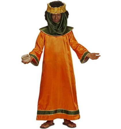 Bibelsk Konge Barn børnekostume 421x450 - Orange kostumer til børn