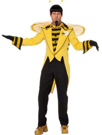 Bikonge kostume til voksne 340x450 - Gule kostumer til voksne
