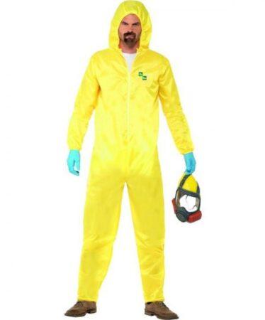 Breaking bad kostume til voksne 374x450 - Gule kostumer til voksne