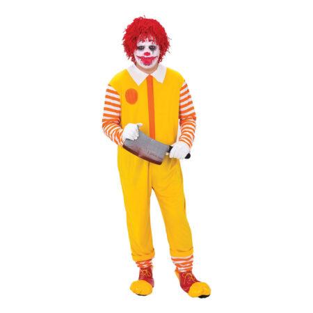 Happy clown kostume 450x450 - Gule kostumer til voksne
