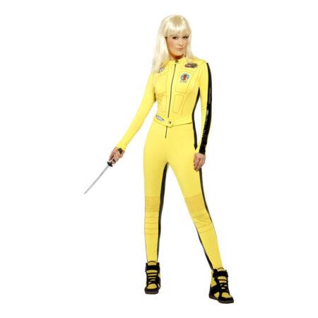 Kill bill kostume 450x450 - Gule kostumer til voksne