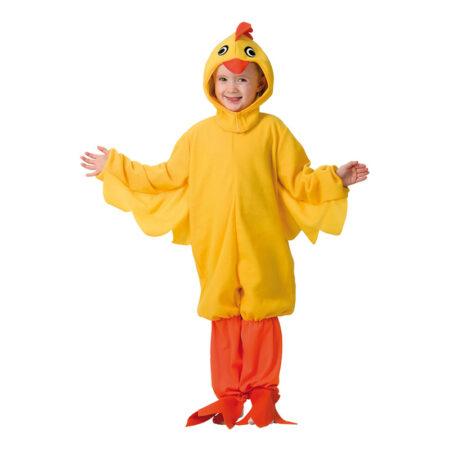 Kylling børnekostume 450x450 - Gule kostumer til børn