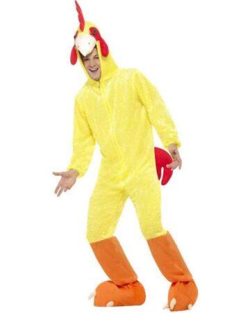 Kylling kostume til voksne gule kostumer til voksne 360x450 - Gule kostumer til voksne