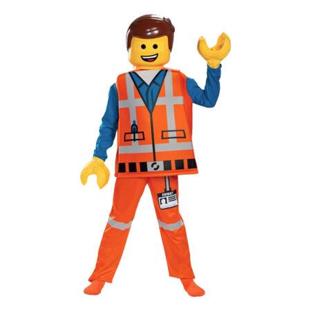 LEGO Emmet Børnekostume 450x450 - Orange kostumer til børn