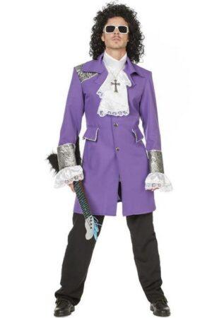 Lilla prince kostume til voksne 317x450 - Lilla kostumer til voksne