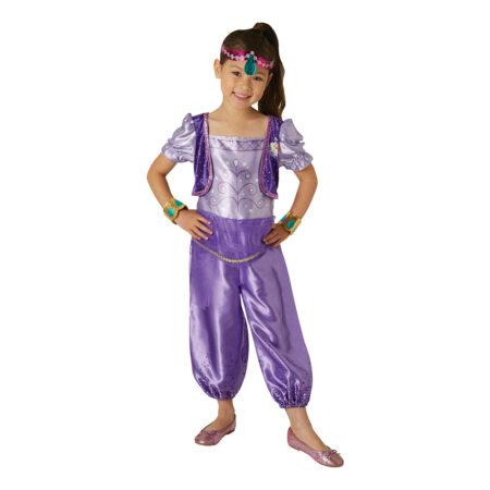 Lilla shimmer børnekostume 450x450 - Lilla kostumer til børn