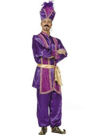 Lilla sultan kostume til voksne 315x450 - Lilla kostumer til voksne