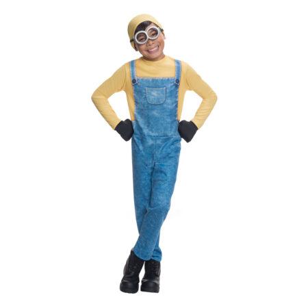 Minions børnekostume 450x450 - Gule kostumer til børn