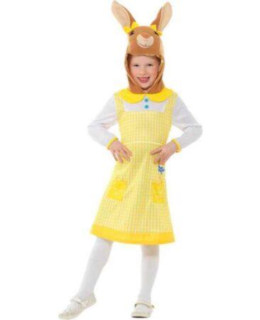 Peter kanin børnekostume 366x450 - Gule kostumer til børn