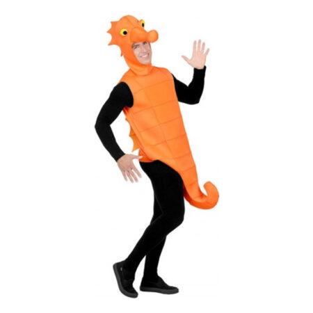 Søhest kostume 450x450 - Orange kostumer til voksne