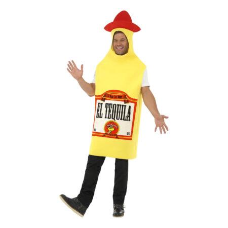 Tequilaflaske kostume gule kostumer til voksne 450x450 - Gule kostumer til voksne