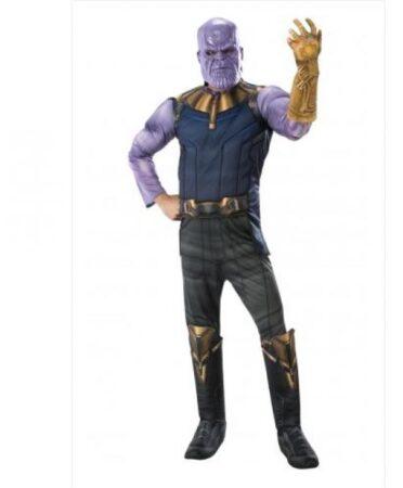 Thanos deluxe kostume lilla kostumer til voksne 372x450 - Lilla kostumer til voksne