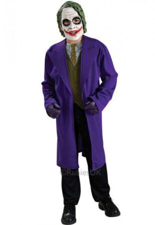 The joker børnekostume lilla kostumer til børn 309x450 - Lilla kostumer til børn
