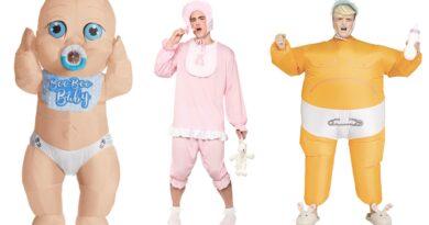 baby kostume til voksne, baby udklædning til voksne, baby voksenkostume, baby kostumer til voksne, baby voksenkostumer, oppustelige kostumer til voksne, kostume til sidste skoledag, baby kostume til festival, baby kostume til karneval