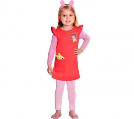 gurli gris børnekostume 450x397 - Gurli Gris børnekostume