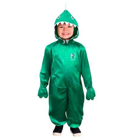 gurli gris hr dinosaur kostume 450x450 - Gurli Gris børnekostume