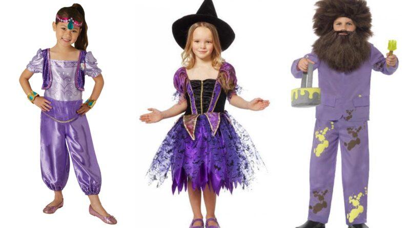 lilla kostumer til børn, lilla udklædning til børn, lilla børnekostumer, lilla kostumer til drenge, lilla kostumer til piger, lilla kostume, lilla temafest kostume, lilla kostume tilbud, lilla kostume budget, lilla fastelavnskostume til drenge, lilla fastelavnskostume til piger, lilla fastelavnskostume til børn, kendte lilla børnekostumer, lilla halloweenkostumer til børn
