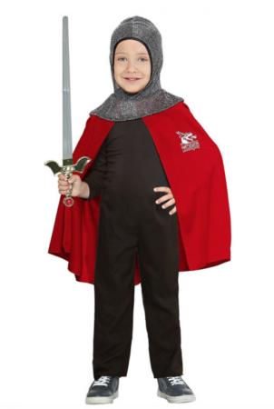 middelalder ridder børnekostume 302x450 - Middelalder kostume til børn