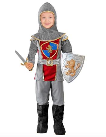 middelalder ridder kostume 351x450 - Middelalder kostume til børn