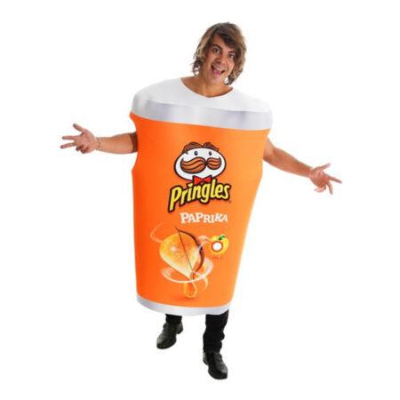 pringles paprika orange kostume 450x450 - Orange kostumer til voksne