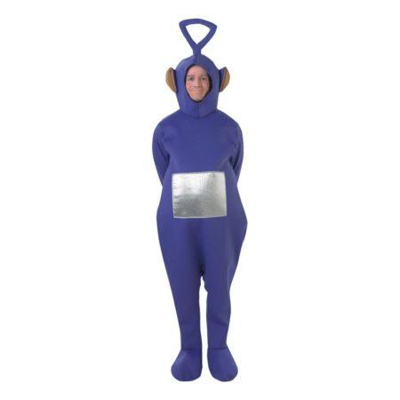 teletubbies tinky winky kostume 450x450 - Lilla kostumer til voksne