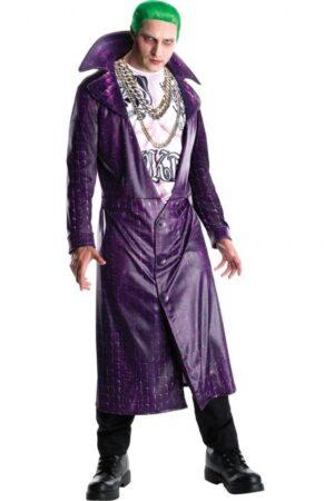 the joker deluxe kostume lilla kostume til voksne 291x450 - Lilla kostumer til voksne