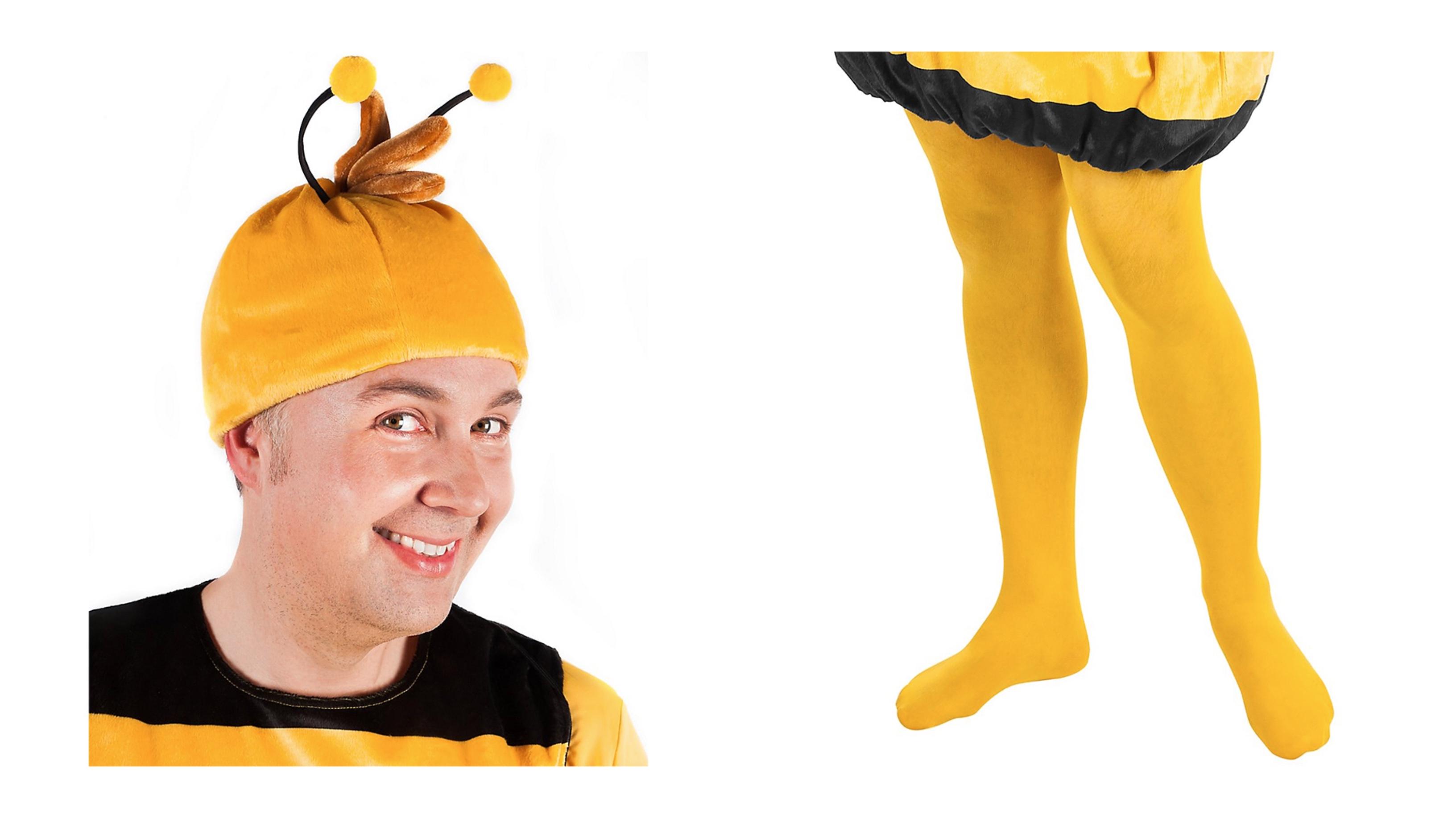 tilbehør til voksne - Bien Maja kostume til børn og voksne