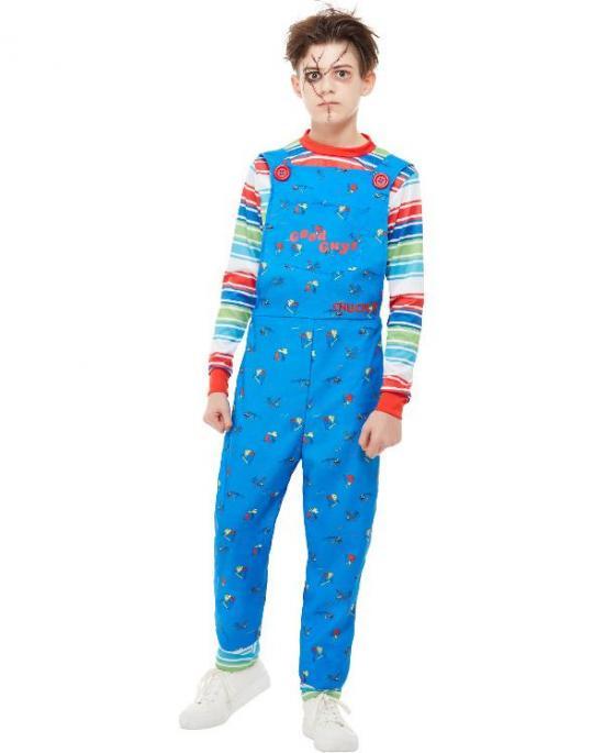 Chucky kostume til børn - Chucky kostume til børn og baby