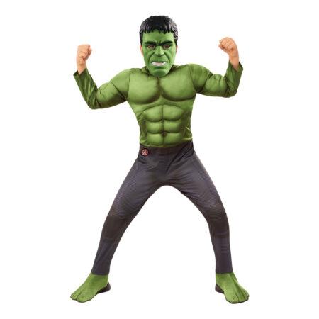 hulk avengers 4 kostume hulk endgame børnekostume grønt kostume til børn superhelt kostume til drenge