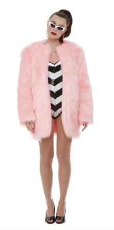 60er Barbie Kostume 223x450 - Barbie kostume til voksne