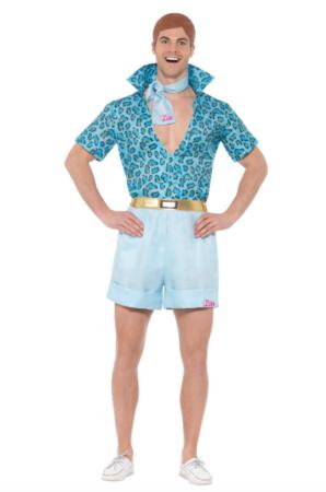ken kostume til voksne 298x450 - Barbie kostume til voksne